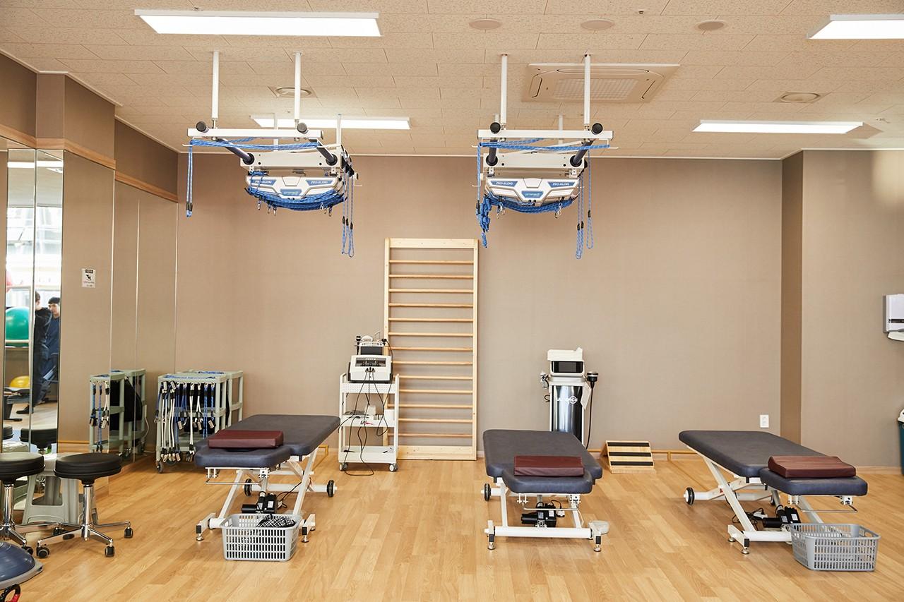제목 : 물리치료실
